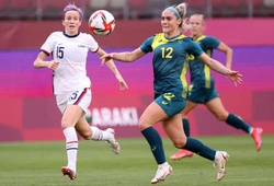 Trực tiếp bóng đá nữ Úc vs nữ Mỹ, tranh HCĐ Olympic 2021