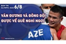 Nhịp đập Olympic 2021 | 06/08: Nguyễn Văn Đương cùng tuyển Boxing được về quê nghỉ ngơi