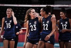 Trả nợ trước Serbia, tuyển bóng chuyền nữ Mỹ giành vé đầu tiên vào chung kết Olympic