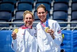 Đội tuyển bóng chuyền bãi biển nữ Mỹ giành HCV Olympic Tokyo 2021