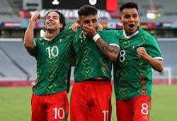 Kết quả bóng đá U23 Mexico vs U23 Nhật Bản: U23 Mexico giành HCĐ
