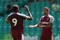 Nhận định West Ham vs Atalanta, 21h00 ngày 07/08, Giao hữu CLB