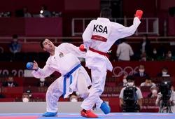 Karate Olympic ngày 7/8: Những nhà vô địch cuối cùng lộ diện