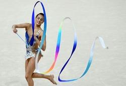 Nữ hoàng thể dục nghệ thuật Israel giành HCV trong sự sửng sốt của người Nga