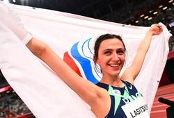 Ủy ban Olympic Nga giành HCV nội dung nhảy cao nữ