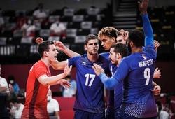 Tuyển bóng chuyền nam Pháp lần đầu tiên giành Huy chương vàng Olympic