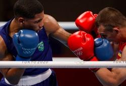 Boxing Olympic Tokyo ngày 7/8: Cú knockout bất ngờ của đại diện Brazil