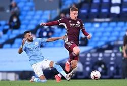 Đội hình Man City vs Leicester: Gundogan, Mahrez đá chính