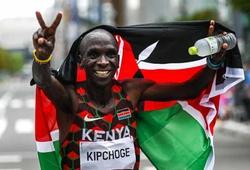 Một cuộc đua Marathon của Eliud Kipchoge nhanh như thế nào?