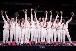 Tranh cãi xung quanh giải cá nhân bóng chuyền nữ Olympic Tokyo