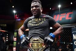 Francis Ngannou nói gì trước danh hiệu tạm thời tại UFC 265?