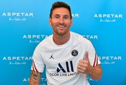 Messi HOÀN TẤT thủ tục gia nhập PSG, nhận số áo mới