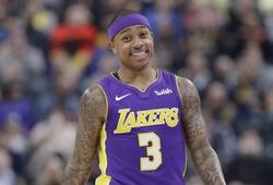 """Isaiah Thomas sắp được Lakers """"giải cứu"""", sáng cửa vô địch NBA?"""
