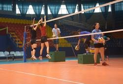 Miệt mài tập luyện, Bamboo Airways Vĩnh Phúc quyết tâm lên hạng