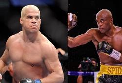 Anderson Silva lên kèo Boxing với Tito Ortiz, đấu cùng sự kiện De La Hoya vs Belfort