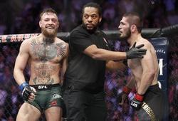 """""""Họ chơi tôi"""": Vụ việc UFC nẫng suất tranh đai của Khabib cho Conor"""