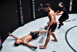 Võ sĩ Indonesia tung cú knockout nhanh nhất lịch sử hạng ruồi ONE Championship