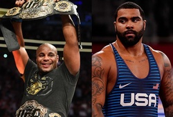 Tự tin lấy đai UFC sau 18 tháng, HCV Olympic Gable Stevenson nhận lời khuyên từ Daniel Cormier
