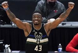 Milwaukee Bucks giữ chân anh ruột Giannis Antetokounmpo thêm 2 năm
