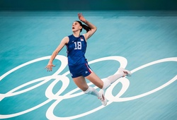 Những kỷ lục bất ngờ của bóng chuyền nữ Olympic Tokyo 2021