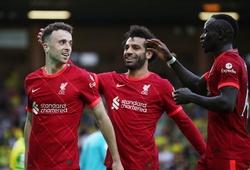 Kết quả Norwich vs Liverpool, vòng 1 Ngoại hạng Anh