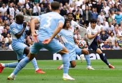Video Highlight Tottenham vs Man City, bóng đá Ngoại hạng Anh