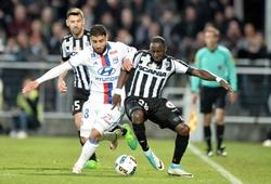 Trực tiếp bóng đá Angers vs Lyon trên kênh nào?