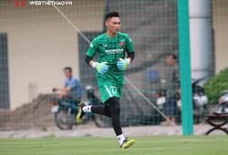 Thủ môn U22 Việt Nam ấp ủ hi vọng tái lập kỳ tích ở VCK U23 châu Á 2018