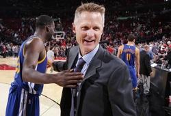 HLV Steve Kerr: Golden State Warriors đã trở lại đường đua!