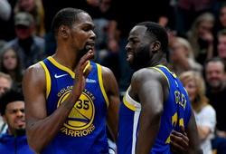 """Kevin Durant và Draymond Green ngồi lại hòa giải: """"Lỗi thuộc về Golden State Warriors"""""""