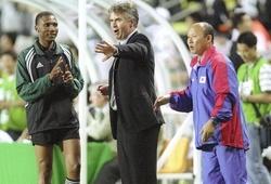 Ông Park và 5 đối thủ từng bao nhiêu lần dự World Cup?