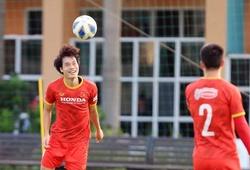 Đích thân ông Park thị phạm, cầu thủ tươi hết cỡ trong buổi tập của ĐT Việt Nam