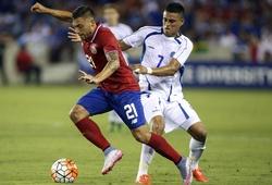 Kết quả El Salvador vs Costa Rica, bóng đá giao hữu 2021