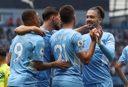 Kết quả Man City vs Norwich, video vòng 2 Ngoại hạng Anh