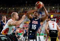 Bóng rổ xe lăn Paralympic: Nỗi đau thể xác không thể ngăn cản tình yêu trái bóng cam