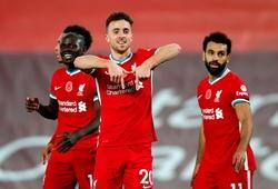 Đội hình Liverpool vs Burnley: Tam tấu Jota - Mane - Salah
