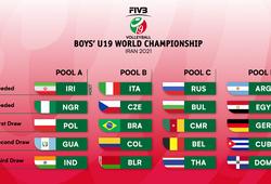 Tuyển bóng chuyền nam CH Dominica bất ngờ rút khỏi giải U19 thế giới… do COVID-19