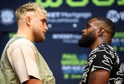 Lịch thi đấu Boxing: Jake Paul vs Tyron Woodley