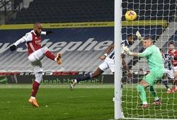 Lịch trực tiếp Bóng đá TV hôm nay 25/8: West Brom vs Arsenal