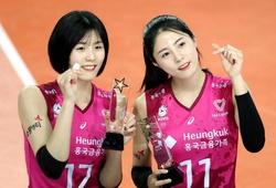 Tưởng được cứu, tương lai của cặp chị em bóng chuyền Hàn Quốc lại mơ hồ