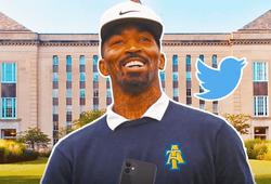 JR Smith hé lộ đời sống sinh viên tuổi 35: Nói không với học hộ!