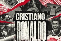 Man Utd xác nhận chiêu mộ Ronaldo thành công