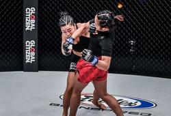Thua Jenelyn Olsim, Bi Nguyễn dừng bước tại vòng đấu ONE Atomweight Grand Prix