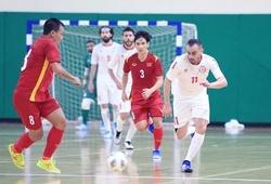 Lịch thi đấu futsal World Cup 2021 của đội tuyển Việt Nam