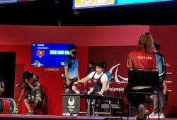 Đô cử Châu Hoàng Tuyết Loan đứng thứ 6 tại Paralympic 2020