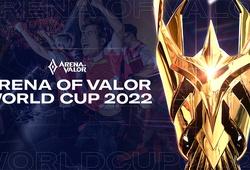 Liên Quân AWC 2022 ra mắt chế độ thi đấu Esports hoàn toàn mới