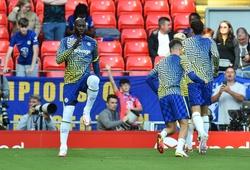 Đội hình Liverpool vs Chelsea: Lukaku đá chính