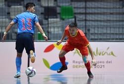 Đối thủ dính COVID-19, futsal Việt Nam mất một trận giao hữu