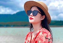 Đẹp mơ màng, Hoa khôi bóng chuyền - Đồng Thị Bích lộng lẫy sau giải nghệ