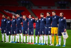 Đội hình tuyển Anh 2021: Danh sách cầu thủ dự vòng loại World Cup 2022
